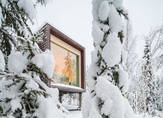 The Arctic Tree House Hotel