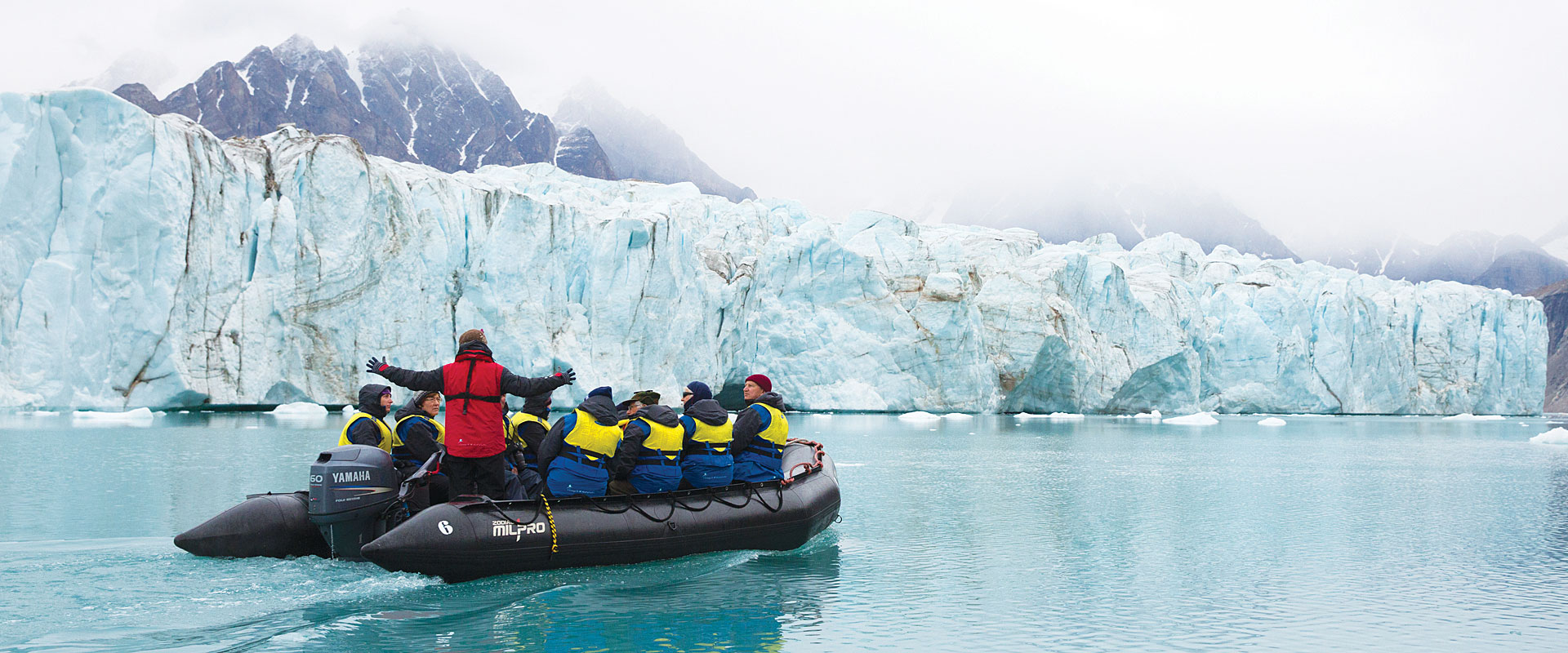 Luxury Antarctic & Arctic Boat Cruises